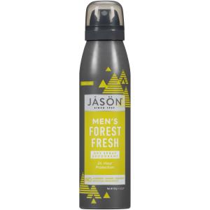 Jason Men's Forest Fresh Dry Spray Deodorant