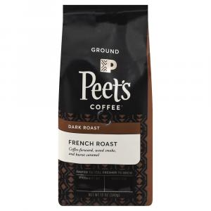 Peet's Coffee French Roast Ground Coffee