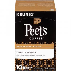 Peet's Coffee Cafe Domingo Blend K-Cups