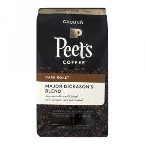 Peet's Coffee Major Dickason's Blend Dark Roast