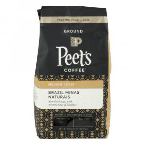 Peet's Coffee Brazil Minas Naturals Medium Roast