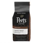 Peet's Coffee French Roast Whole Bean Coffee