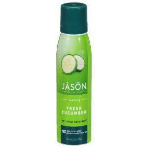 Jason Fresh Cucumber Dry Spray Deodorant