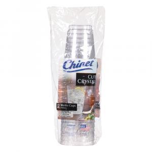 Chinet Cut Crystal 14 Oz. Cups