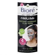 Biore Self Heating Charcoal Mask