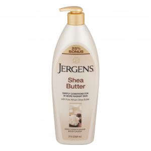 Jergens Shea Butter Lotion