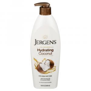 Jergens Hydrating Coconut Dry Skin Moisturizer