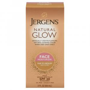 Jergens Natural Glow Healthy Complexion Facial Moisturizer