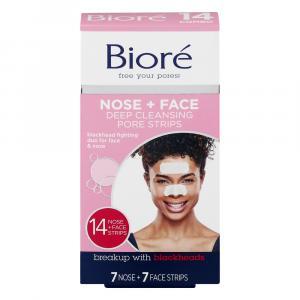 Biore Pore Strips Combo Pack