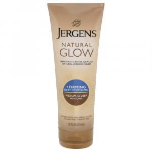 Jergens Natural Glow Medium Firming Lotion