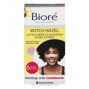 Biore Witch Hazel Pore Strips