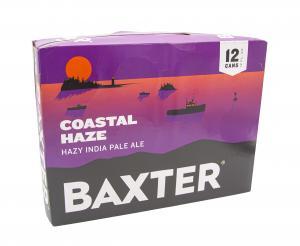 Baxter Brewing Coastal Haze Hazy India Pale Ale