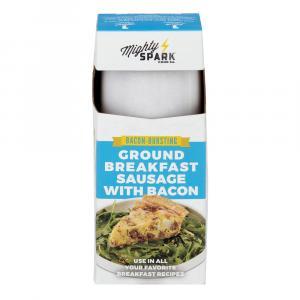 Man Cave Bacon Breakfast Blend Chub