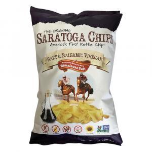 Saratoga Chips Sea Salt & Balsamic Vinegar Chips