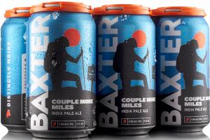 Baxter Brewing Couple More Miles IPA