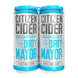 Citizen Cider Dirty Mayor