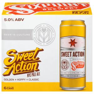 Sixpoint Sweet Action Ale
