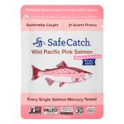 Safe Catch Wild Pacific Pink Salmon Pouch