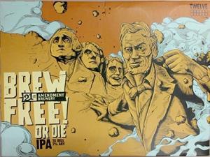 21st Amendment Brewery Brew Free IPA