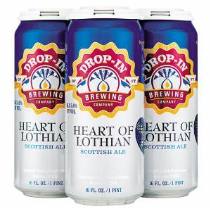 Drop-In Brewery Heart of Lothian Ale