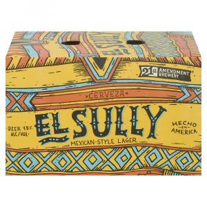 21st Amendment Brewery Cerveza El Sully