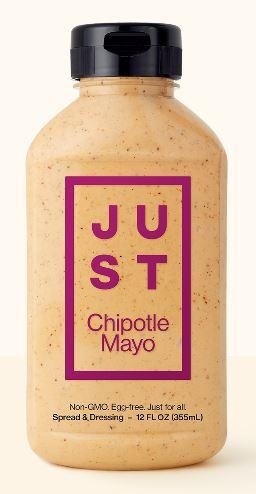 Just Chipotle Mayo Spread & Dressing