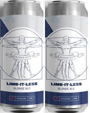 Baxter Brewing Co. Limb It Less Blonde Ale