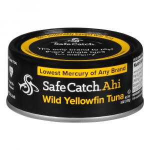 Safe Catch Ahi Solid Wild Tuna