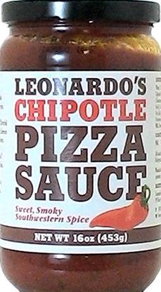 Leonardo's Chipolte Pizza Sauce