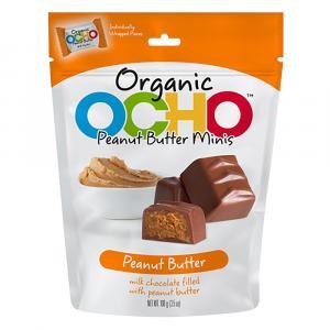 Ocho Organic Peanut Butter Minis