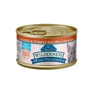 Blue Buffalo Wilderness Chicken & Turkey Recipe Cat Food
