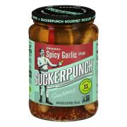 SuckerPunch Gourmet Pickles Original Spears