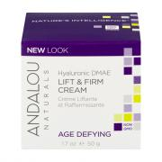 Andalou Naturals Steam Cell Hyaluronic DMAE Lift &Firm Cream