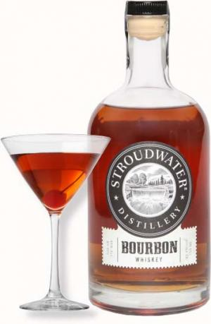 Stroudwater Distillery Bourbon Whiskey