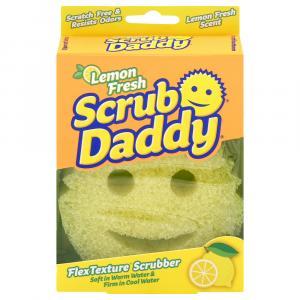 Scrub Daddy Lemon Fresh Scrubber