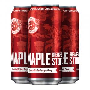 14th Star Brewing Maple Breakfast Stout
