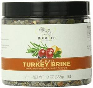 Rodele Turkey Brine