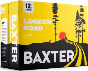 Baxter Brewing Logger Road Light Lager