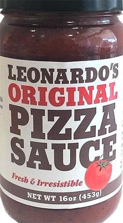 Leonardo's Original Pizza Sauce