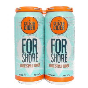 Citizen Cider For Shore Gose Style Cider