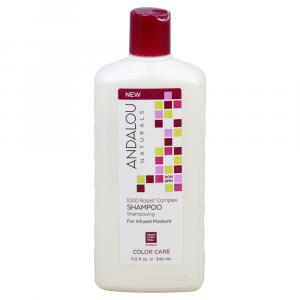 Andalou Naturals 1000 Roses Complex Shampoo Color Care