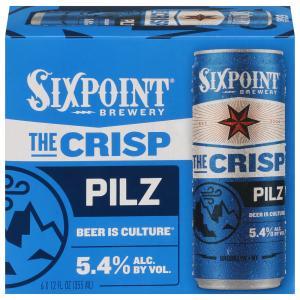 Sixpoint Crisp Pilsner