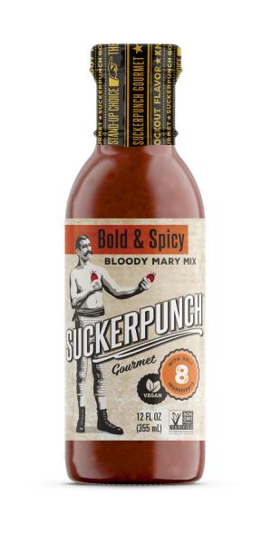 Sucker Punch Gourmet Spicy Bloody Mary Mix