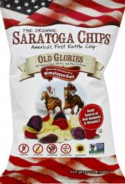 Saratoga Chips Old Glories Kettle Chips