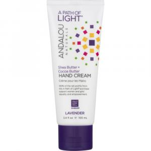 Andalou Naturals Lavender Shea Butter + Cocoa Butter