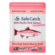 Safe Catch Wild Alaska Pink Salmon