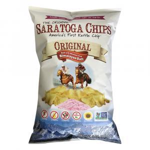 Saratoga Chips Original Himalayan Sea Salt Chips