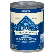 Blue Buffalo Homestyle Senior Chicken Vegetable Dinner