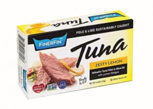 Finerfin Tuna Zesty Lemon