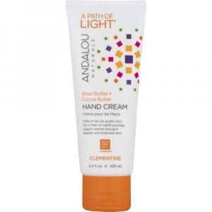Andalou Naturals Clementine Shea Butter + Cocoa Butter